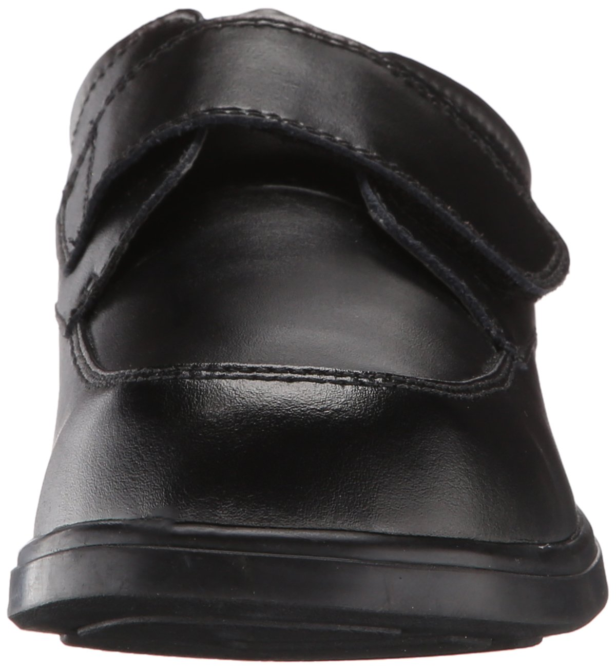 Hush Puppies Gavin Uniform Dress Shoe (Toddler/Little Kid/Big Kid), Black, 3 M US Little Kid by Hush Puppies (Image #4)