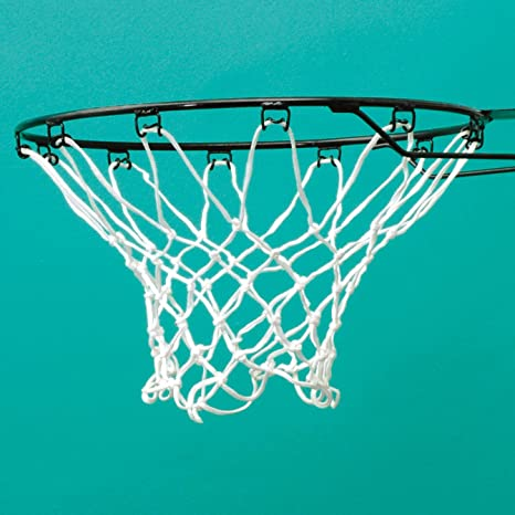 Sure Shot - Red de Baloncesto (Talla única), Color Blanco ...
