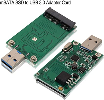 Amazon.com: M2 SSD a USB adaptador: Tanbin Direct