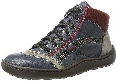 amp; Damen Stiefel 44443 Schuhe Rieker Handtaschen RxSWqIggP