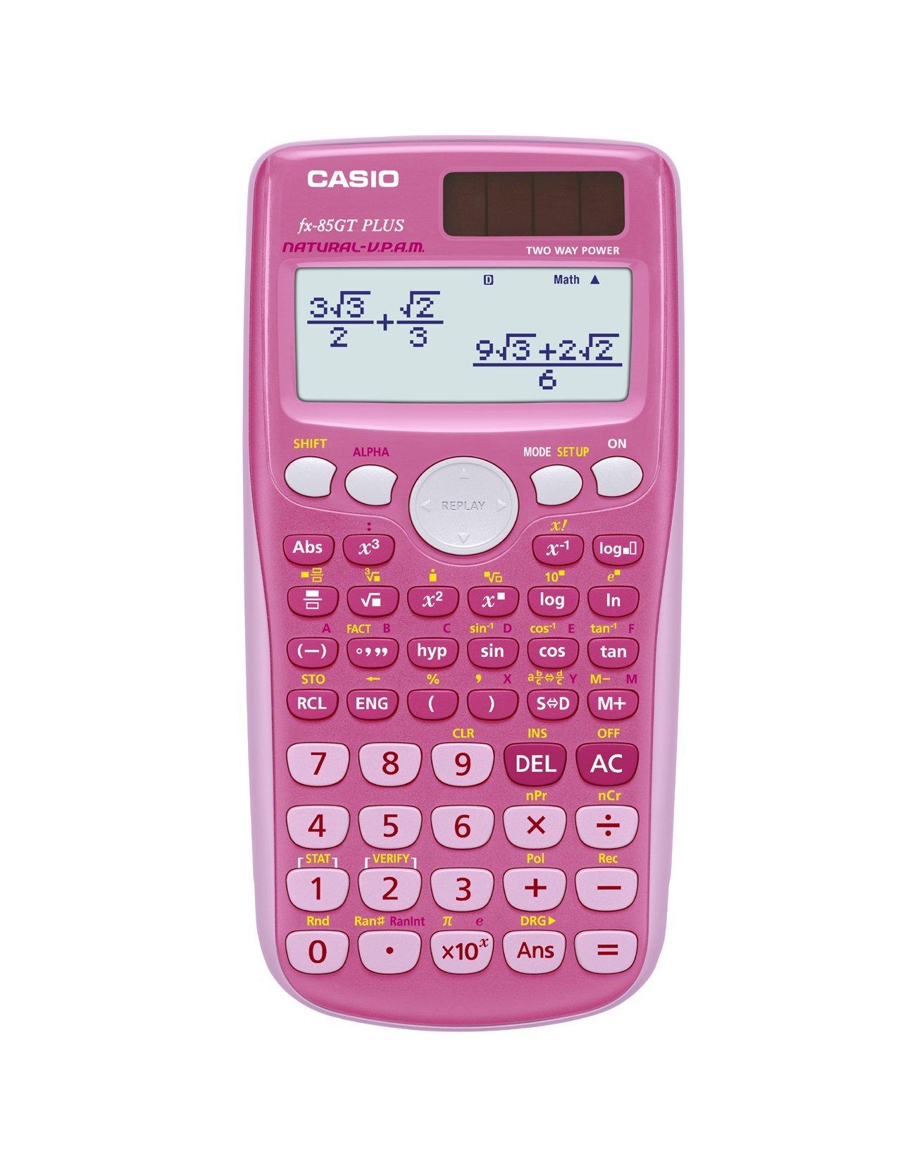Casio FX - Calculadora científica solar (Importado) product image