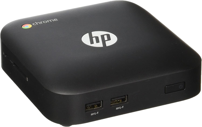HP Chromebox K1L50UT#ABA Desktop (Black)