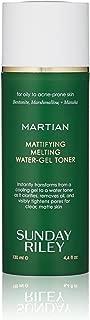 product image for Sunday Riley Martian Mattifying Melting Water-Gel Toner, 4.4 Fl Oz