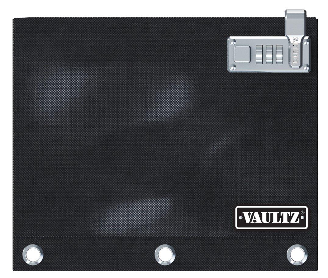 Crocodile Eye VZ03709 Vaultz Locking Binder Pouch 9.7 x 8 x 1 Inches