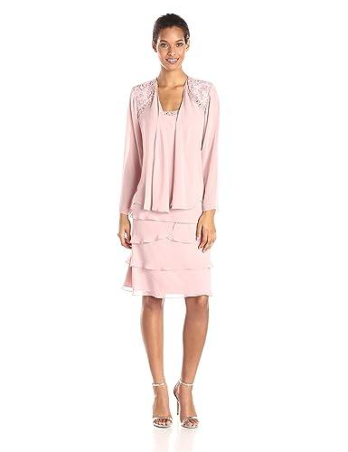 S.L. Fashions Women's Embellis...