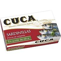 Sardinillas en aceite de oliva cuca rr