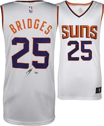 bbfe170d9 Mikal Bridges Phoenix Suns Autographed Fanatics White Fastbreak Jersey -  Fanatics Authentic Certified