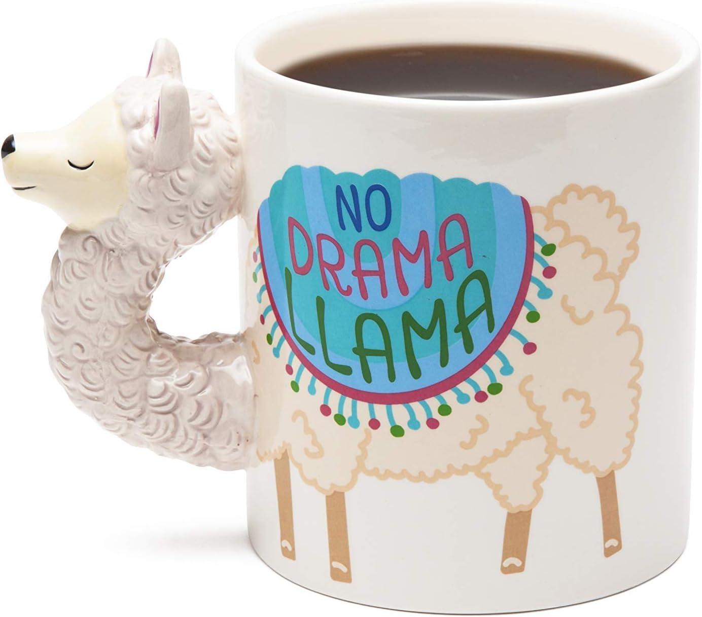BigMouth Inc Drama Llama Coffee Mug