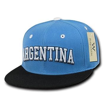 c217f07ea3e WHANG The Freshman Argentina Pro Caps Headwear - Multicoloured ...