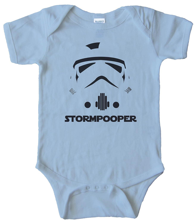 Amazon Stormpooper Stormtrooper Baby esie Infant And