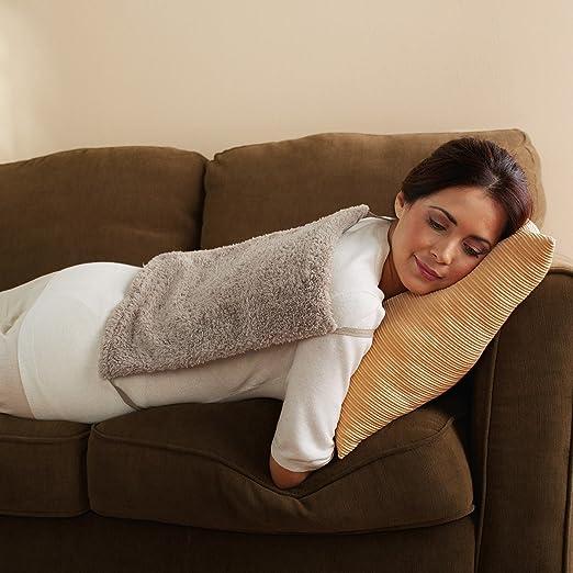 超级柔软舒适的加热垫$14.3