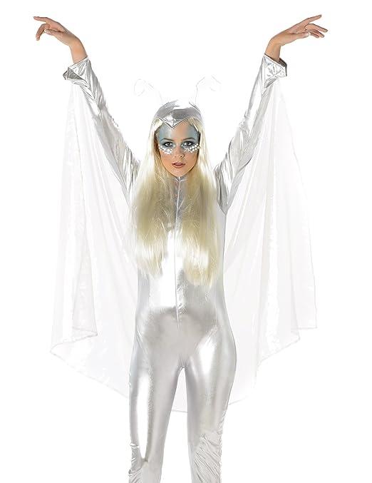 Generique - Disfraz de Alien Mujer: Amazon.es: Juguetes y juegos