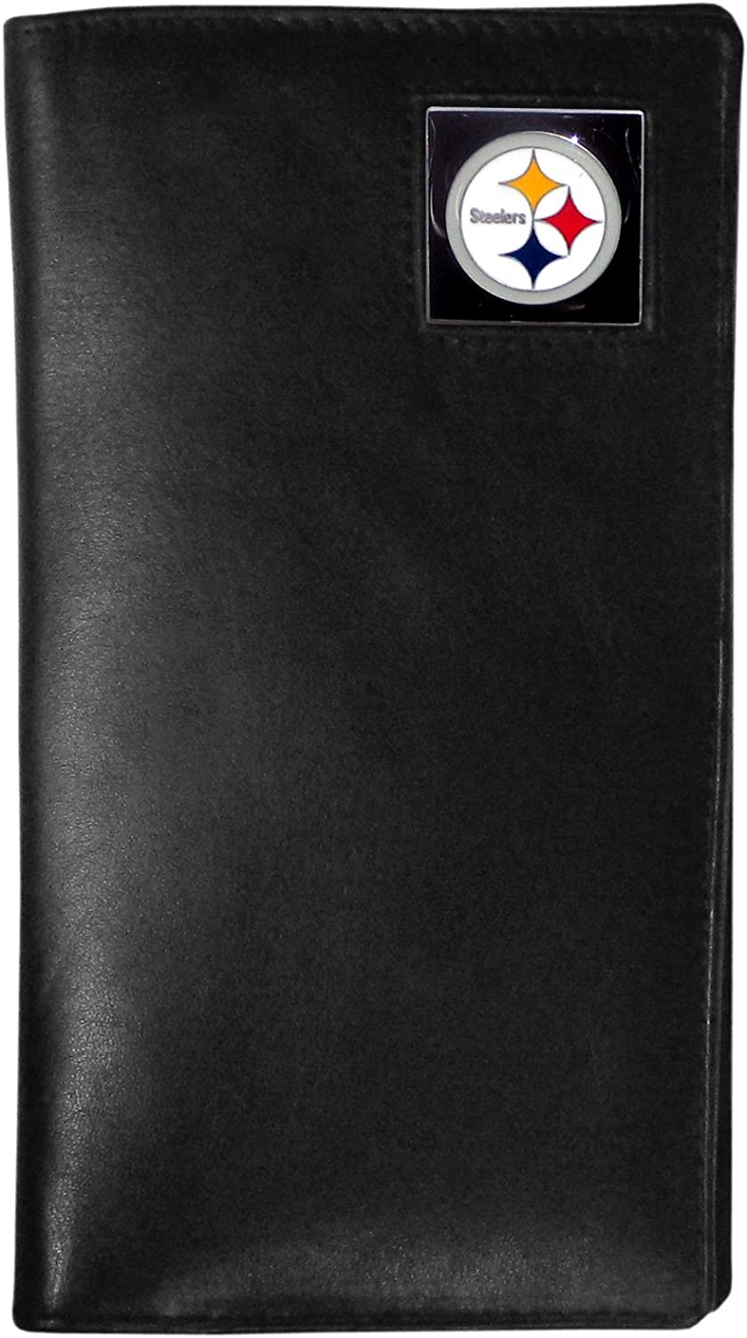 Siskiyou NFL Tall Leather Wallet