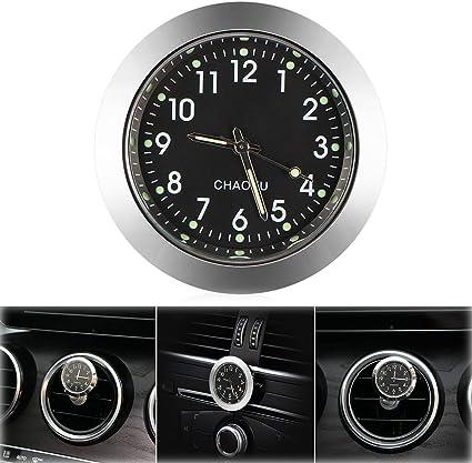 Clock Motorcycle Model Dashboard Clock Automotive Styling in Car Decoration Desk