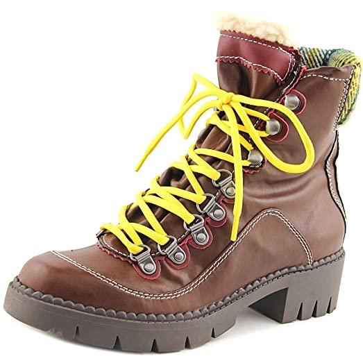 LFL by Lust For Life Women's Alps Brown Boot 6 B ...