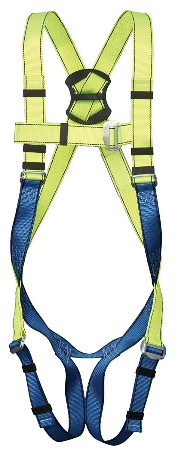 Small Full Body Height Safety Fall Arrest Restraint Harness Kit For Access Platform Cherry Picker Restraint Fully Adjustable