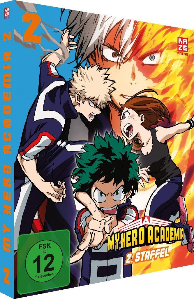 My Hero Academia - 2. Staffel - Blu-ray 2 [2016]