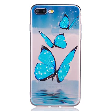 iphone 7 plus butterfly case