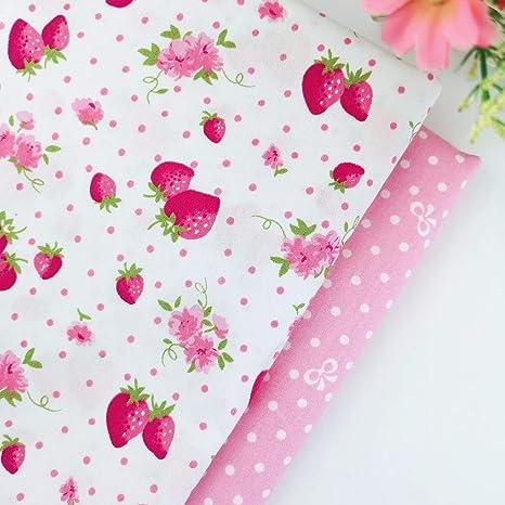 Pukido - Medidor de tela de algodón 100% para acolchar telas ...