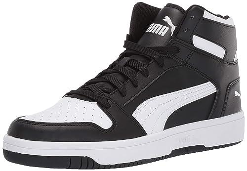 9e726980c18ba Puma 369573 01 Zapatillas de Baloncesto Unisex Adulto  Amazon.com.mx ...