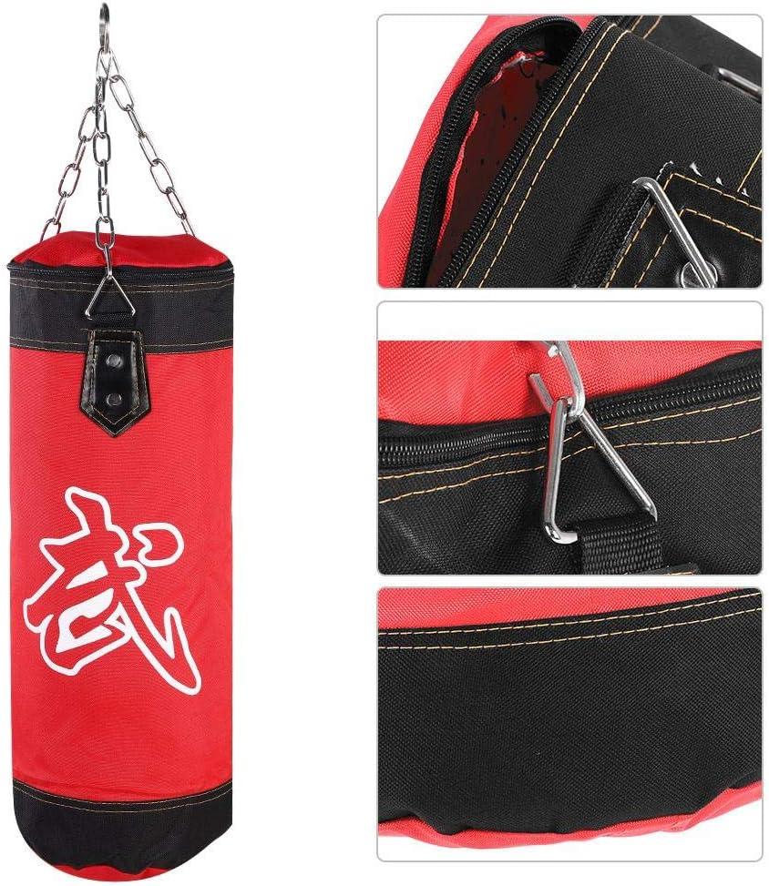 Boxeo de Entrenamiento Vac/ío Conjuntos de Sacos de Arena Boxeo Gancho Patada Lucha Karate Punch Saco de Arena