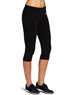 44e56ddb8e38f BAOMOSI Women's Cotton Tights Capri Yoga Running Workout Leggings Pants