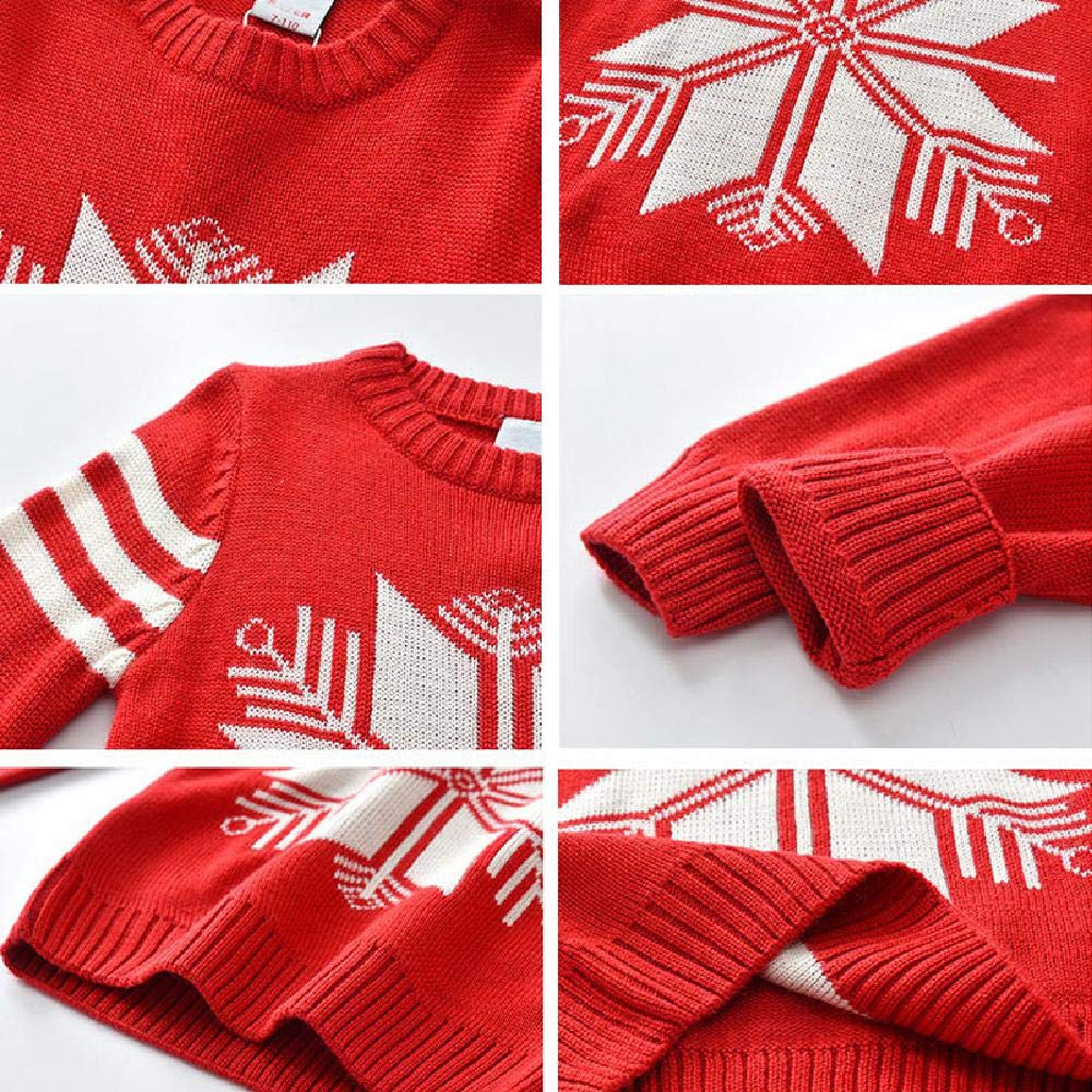 BCVHGD Girls Sweaters Boys Winter Tops Baby boy Sweater Pullover Cotton Kids Knit Clothes for Children Enfant