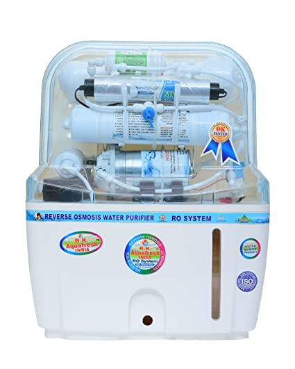 6fcd33ab2af R.K. Aqua Fresh India 12-litres RO+UV+UF+TDS Adjuster Water Purifier ...