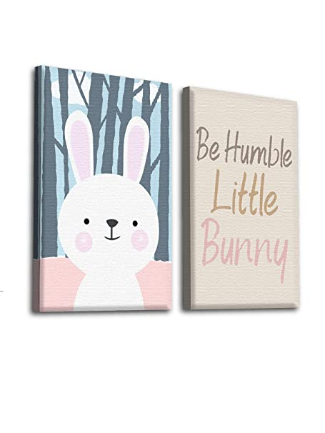 Wallpaper Cute Baby Bunny Cartoon