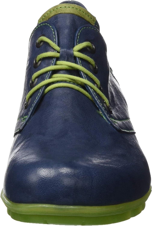 Think Zapatos de Cordones Derby para Mujer 686070/_Menscha