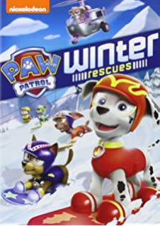 Paw patrol pups save christmas promotional gifts