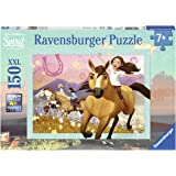 Ravensburger 10055 Spirit Free and Wild Puzzle 150pc