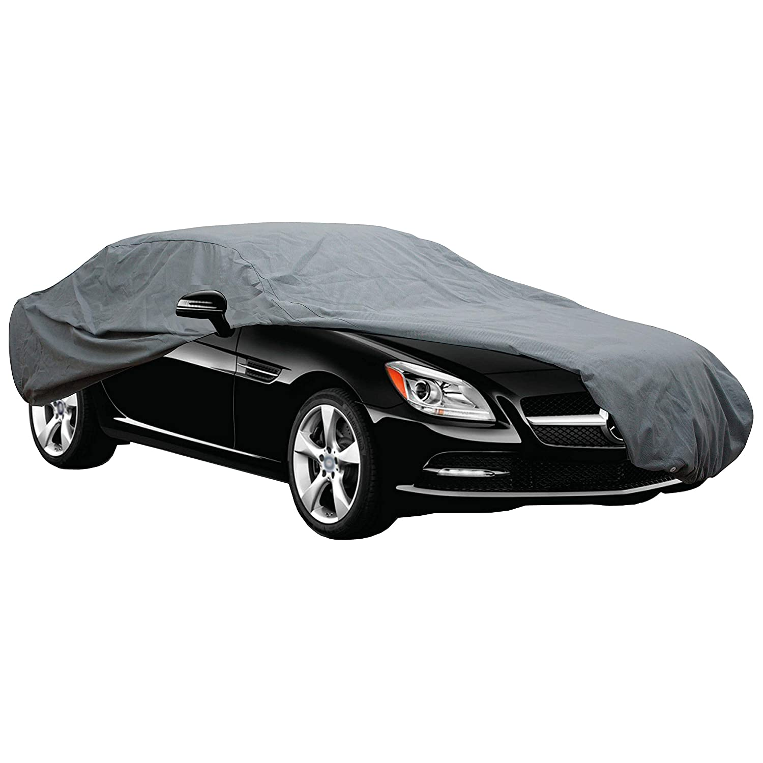 SUMEX COVERXL XL Ultimate Weather Protection Breathable Waterproof Car Cover 530 x 175 x 120 cm