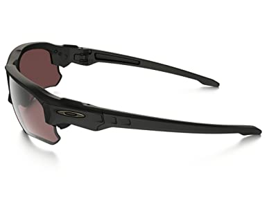 ca74efb17d3 Amazon.com  Oakley Men s Speed Jacket Oval Sunglasses Black 67.0 mm   Clothing