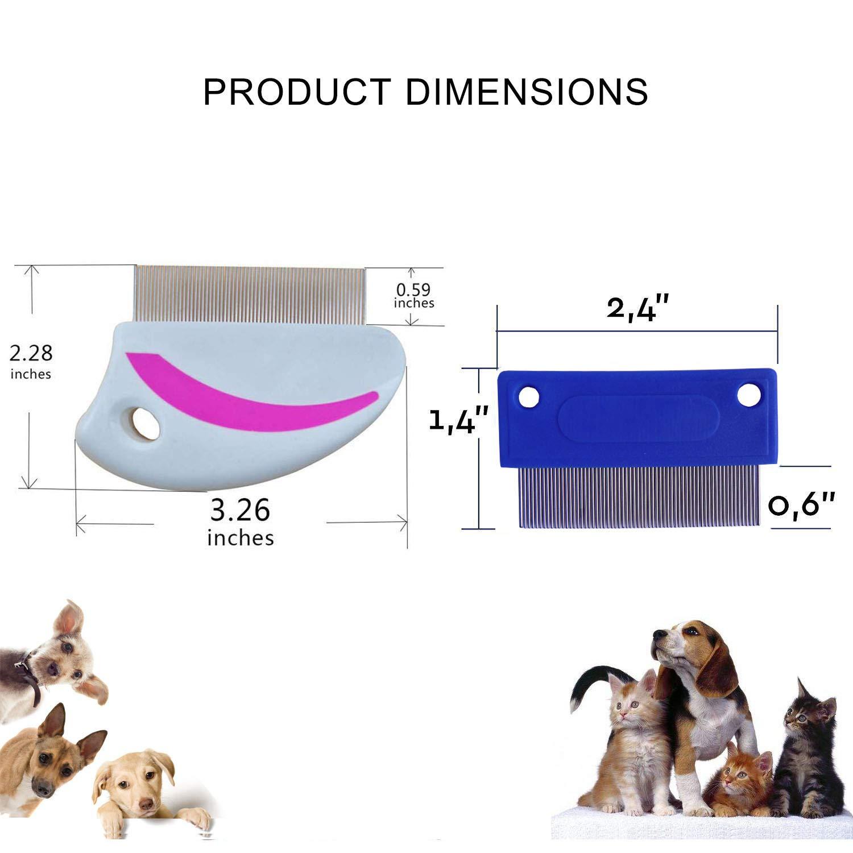Amazon.com: Peines quitamanchas para perros, elimina de ...