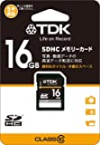 TDK SDHCカード 16GB Class10 (5年保証) T-SDHC16GB10