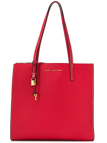 708877445f11 Amazon.com  Marc Jacobs The Grind Shopper Leather Tote Bag
