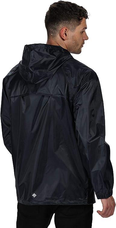 Da Uomo Regatta Stormbreak Impermeabile Pioggia Suit-Giacca Impermeabile /& Pantaloni
