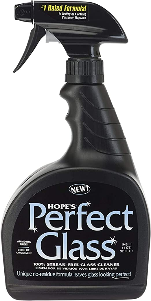 Hope's Perfect Glass Cleaner