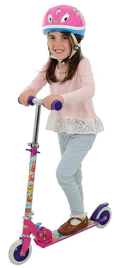 Amazon.com: Shopkins M14162 Patinete plegable en línea: Toys ...