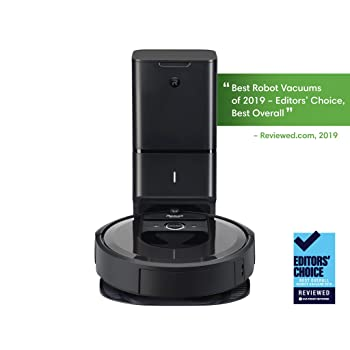 iRobot Roomba i7+ Robot Vacuum for Pet Hair