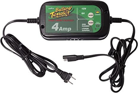 Amazon.com: Battery Tender 022 – 0209-dl-wh ...