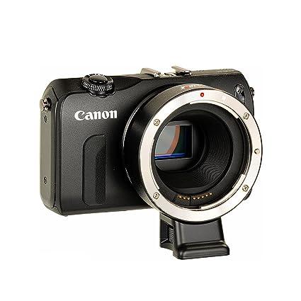 Review VILTROX EF-EOS M Lens