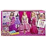 Barbie Fashions, Multi Color