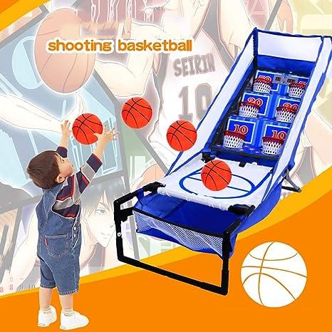 Juego de baloncesto electrónico Arcade Juego de baloncesto ...