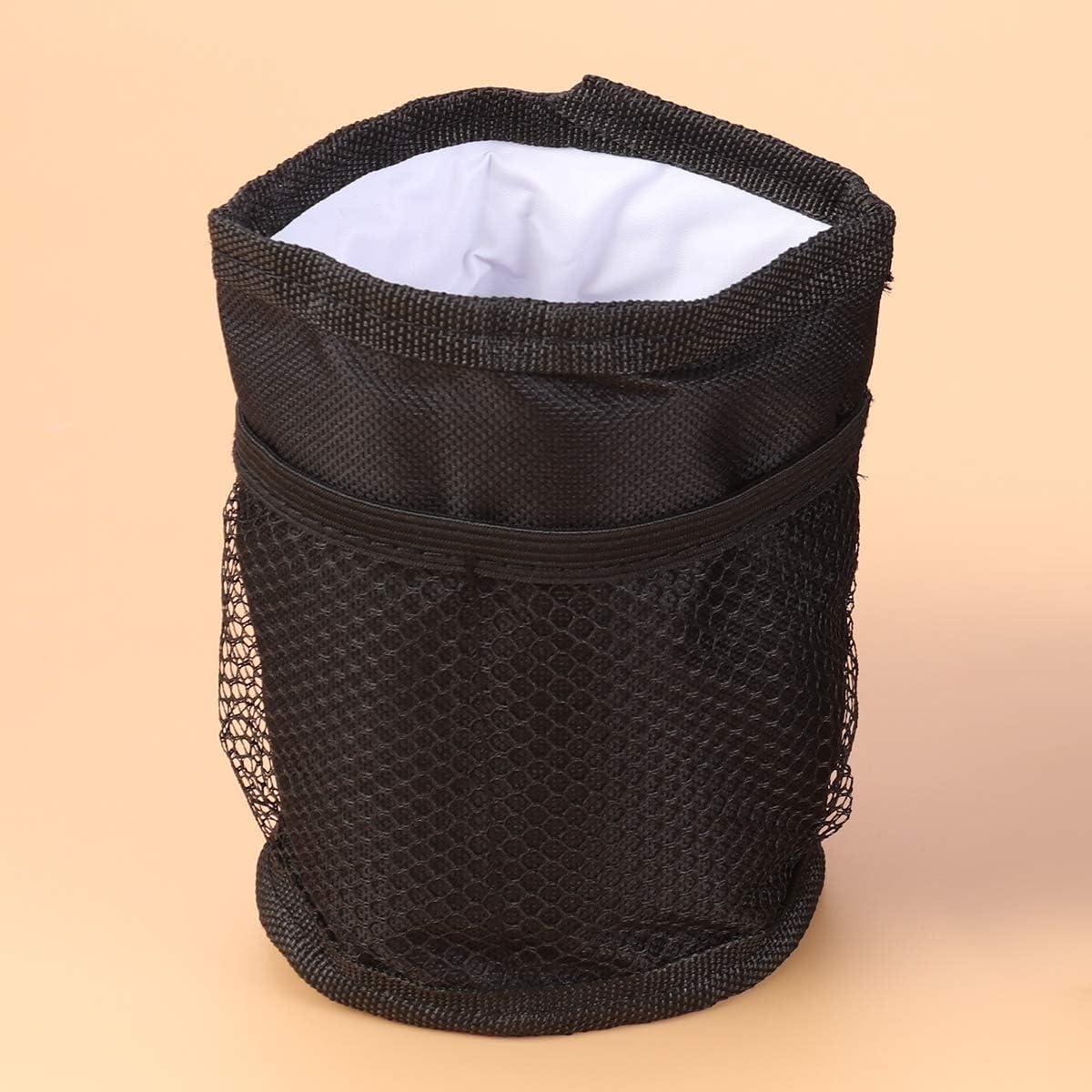 Schwarz LIOOBO Getr/änkehalter wasserdichte Seite H/ängen Becher Tasche W/ärmeerhaltung Tasse Rack f/ür Fahrrad Kinderwagen 2 St/ück