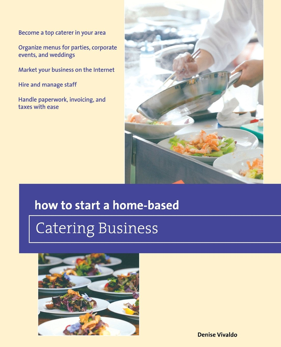 Start Home based Catering Business Home Based