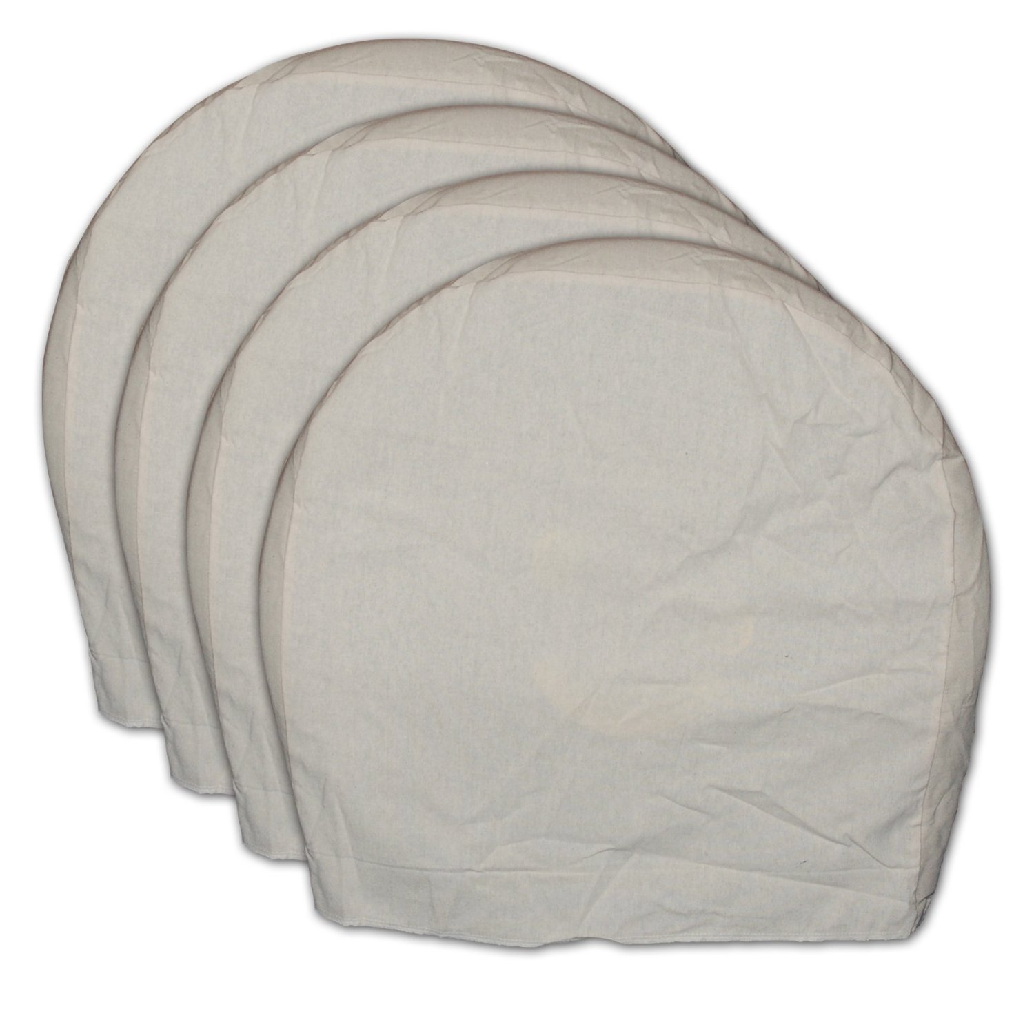 32'' Heavy Canvas Wheel Masker/Protection Set - 4pc