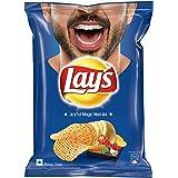 Lay's  Potato Chips - India's Magic Masala - 95 gm  Pack