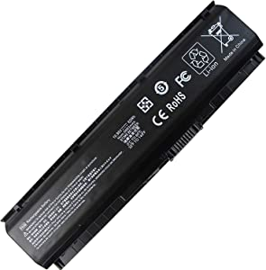 Fully PA06 Replacement Laptop Battery Compatible with HP Omen 17 17-w 17-ab200 17t-ab00 Series Laptop HQ-TRE HSTNN-DB7K 849911-850 PA06 (10.95V 62Wh)